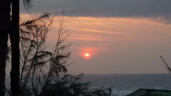 Muine Bay Resort: Sonnenaufgang