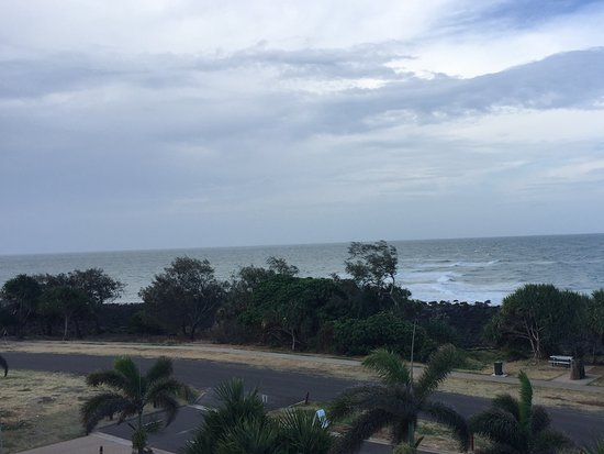Bargara, Australia: View from the balcony