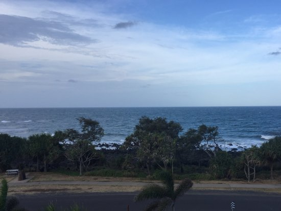 Bargara, Australië: Balcony view