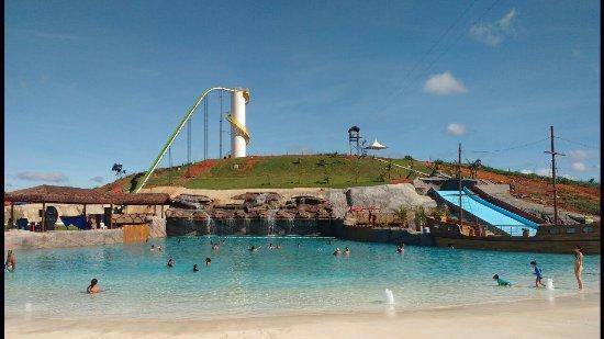 Raul Soares, MG: Minas Beach Thermas Resort