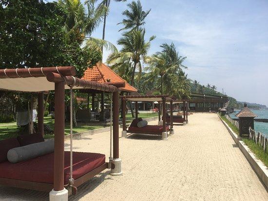 Rama candidasa resort spa desde indonesia for Piscina y candidiasis