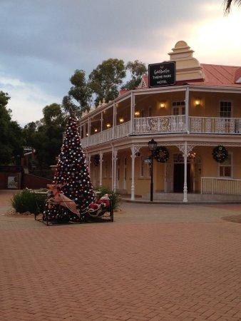 Gold Reef City Theme Park Hotel Foto