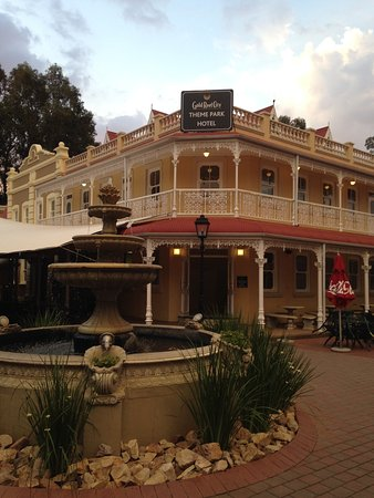 Gold Reef City Theme Park Hotel