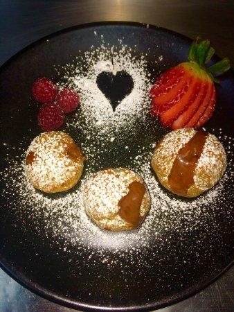 La Nicoletta Bilbao: La felicidad está en casa. Bocconcini de chocolate. #I love san Valentín # Nicolleta Bilbao# ven
