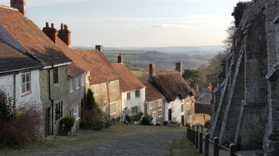 Shaftesbury, UK: Best view in Dorset!
