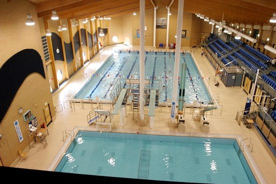 Active Nation - The Quays Swimming & Diving Complex