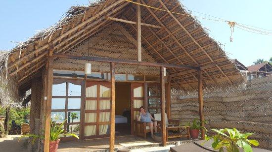 Royal Hut Picture Of Mariposa Beach Grove Agonda Tripadvisor