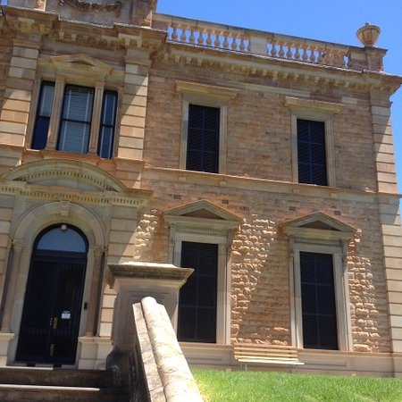 Mintaro, Australia: Martindale Hall