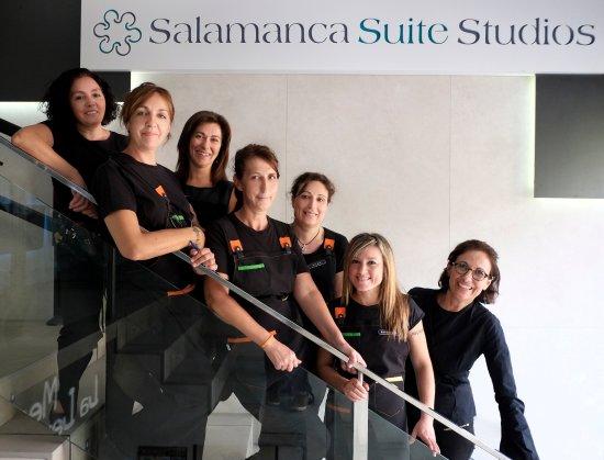 Salamanca Suite Studios: El equipo