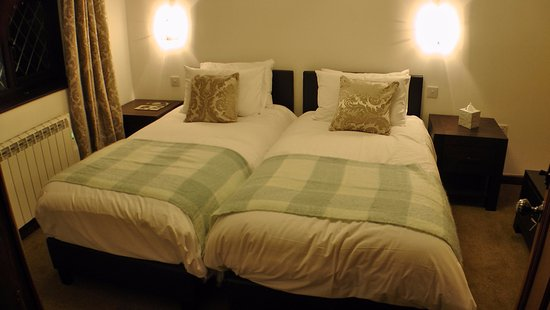 Birchington, UK: Twin bedded room