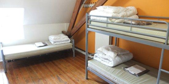 The Menin Gate : Student bedroom