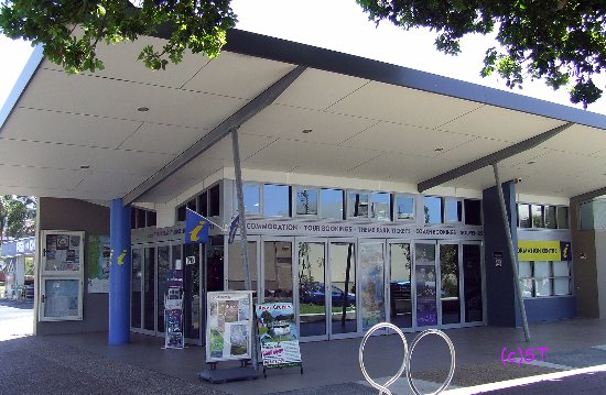 Tweed Heads, Australia: The Visitor Centre