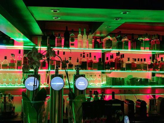 Argentan, France: Bar