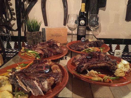 imagen Bar-Restaurante Los Galgos en Paradas