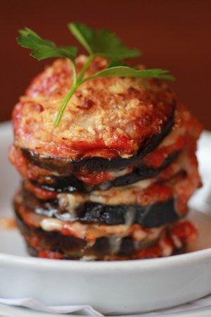 Widnes, UK: Melanzane Parmigiana