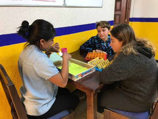 Oaxaca, Mexico: What a great time my children had learning Spanish while on vacation!!