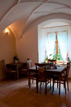 Znojmo, Repubblica Ceca: Kavárna