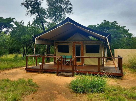 Waterberg, South Africa: Glamping