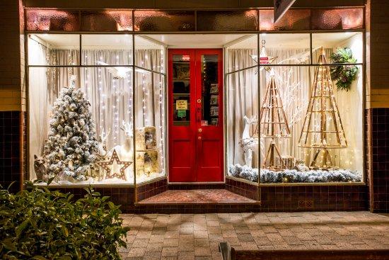 Bundanoon, Australien: Christmas windows 2016