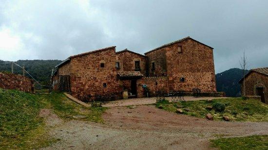 Tagamanent, Spanyol: Restaurante El Bellver, en la Calma - Montseny