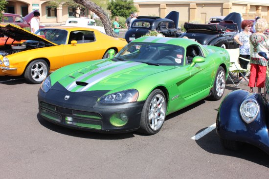 Fountain Hills, AZ: Sweet Viper