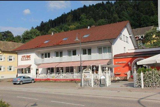 Nordrach, Germany: Gaststätte Stube