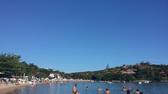 บูซิออส: Praia da Ferradura