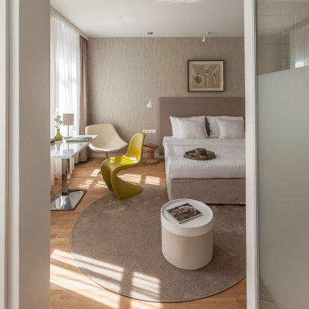 Casati Budapest Hotel: Natural Rooms