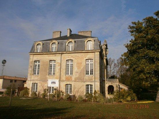Bassens, Prancis: Château du XVIIIème siècle