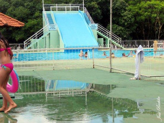 Marechal Candido Rondon, PR : area das piscinas