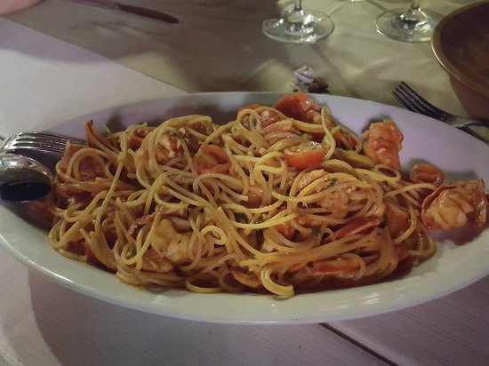 Capoterra, İtalya: soddisfatto!