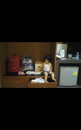 Ideal Hotel Pratunam: comfy n nice staff