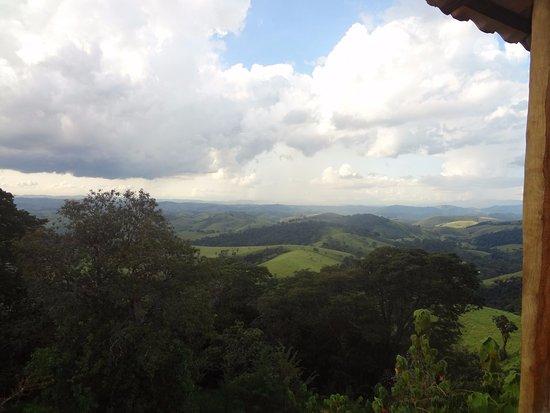 Pousada Quinta da Serra: uma das vistas da sacada