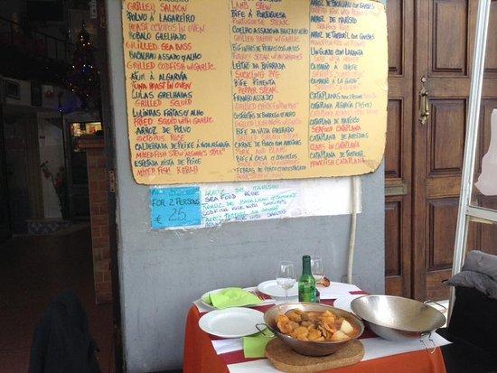 O Alberto Restaurante: Eenvoudig, maar goed!