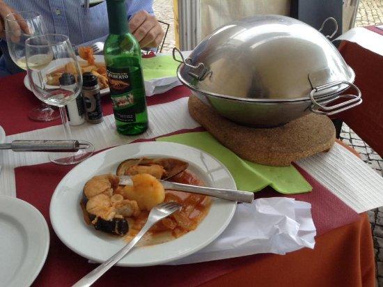 O Alberto Restaurante: Genieten!