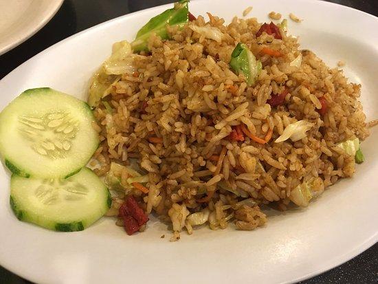 Fu Tien Vegetarian Restaurant: Fried Rice