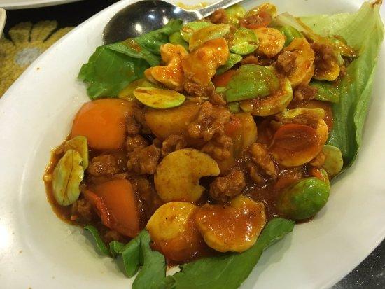 Fu Tien Vegetarian Restaurant: Sambal Petai