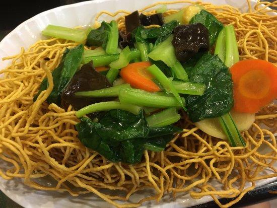 Fu Tien Vegetarian Restaurant: Vegetarian Yee Mian