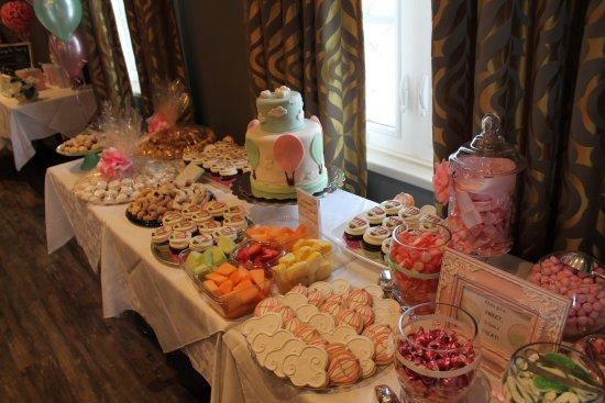 Culinaria Restaurant: Baby Shower Celebration