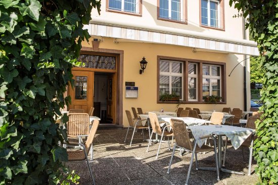 Hotel Rössli: Terrasse