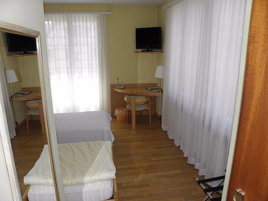 Hotel Rössli: Zimmer