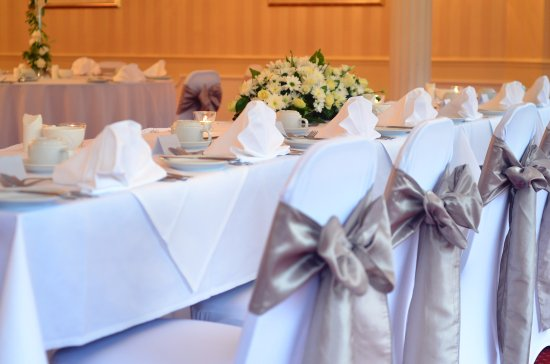 Victoria Hotel: Wedding