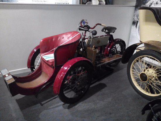 Coventry, UK: I wonder if the designer modeled this on the Indian cycle rickshaw?