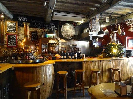 Bages, France: Le Comptoir