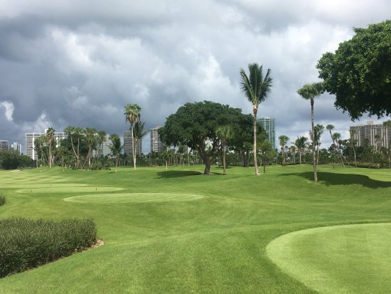 Turnberry Isle Miami Golf Course