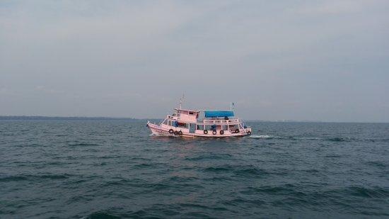 Provincie Rayong, Thailand: TrAghetto da ban phe a samet