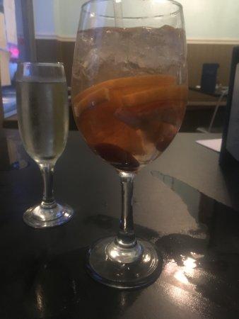 At Last Cafe  Orange Ave Long Beach Ca