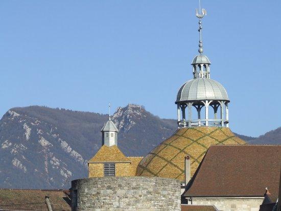 Chapelle Notre-Dame-Libératrice de Salins-les-Bains