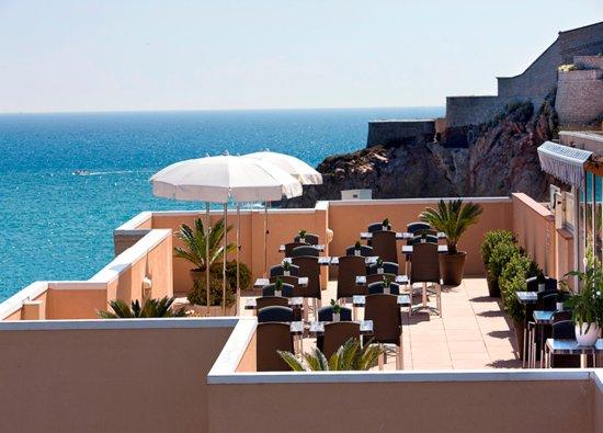 Hotel port marine s te voir les tarifs 363 avis et for Piscine fonquerne sete