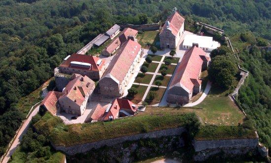 Fort Saint-Andre de Salins-les-Bains